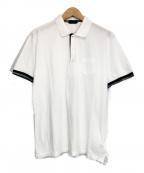 Zanone(ザノーネ)の古着「ポロシャツ」 ホワイト