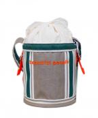beautiful people(ビューティフルピープル)の古着「サンブレラスプリングバケットバッグ」|マルチカラー