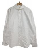 Giovanni Rosmini(ジオバンニ・ロスミーニ)の古着「シャツ」|ホワイト