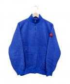 POLO RALPH LAUREN()の古着「[古着]90'S HI TICHフリースジャケット」 ブルー