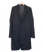 Galaabend(ガラアーベント)の古着「チェスターコート」|ブラック