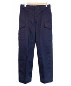 Royal Navy(ロイヤルネイビー)の古着「カーゴパンツ」|ネイビー