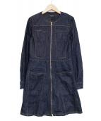DEREK LAM(デレクラム)の古着「デニムコート」|インディゴ