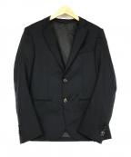 Junhashimoto()の古着「テーラードジャケット」|ネイビー