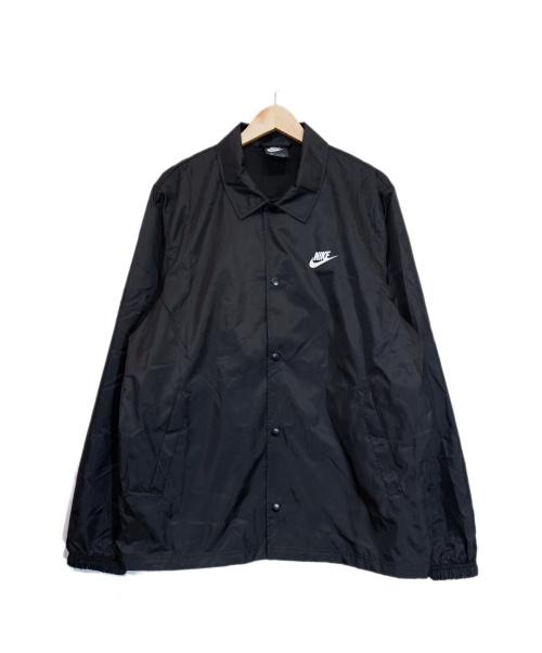 NIKE(ナイキ)NIKE (ナイキ) コーチジャケット ブラック サイズ:Lの古着・服飾アイテム