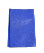 Valextra(ヴァレクストラ)の古着「手帳カバー」|ブルー