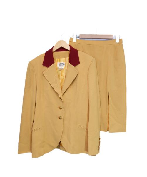 HERMES(エルメス)HERMES (エルメス) ヴィンテージセットアップ SIZE 42 サイズ:42の古着・服飾アイテム