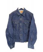LEVIS(リーバイス)の古着「70'S  4THデニムジャケット」|インディゴ