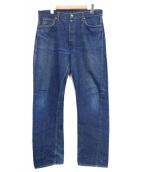 LEVIS(リーバイス)の古着「501ヴィンテージデニムパンツ」|インディゴ