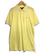 MICHAEL KORS(マイケルコース)の古着「ポロシャツ」|イエロー