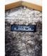 中古・古着 ISSEY MIYAKE PERMANENTE (イッセイミヤケペルマネンテ) シルクニット作務衣ジャケット グレー サイズ:M アーカイブ:12800円
