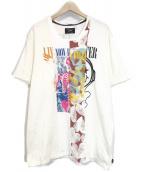 glamb(グラム)の古着「グランジアギーカットソー」|ホワイト