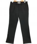 CURLY(カーリー)の古着「テーパードパンツ」 ブラック