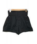 BALENCIAGA(バレンシアガ)の古着「ショートパンツ」|ブラック
