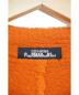 中古・古着 ISSEY MIYAKE PERMANENTE (イッセイミヤケ ペルマネンテ) 製品染めライトウールジャケット オレンジ サイズ:M:12800円