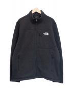 ()の古着「スウェットフリースジャケット」|グレー