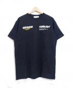 AMBUSH(アンブッシュ)の古着「プリントTシャツ」 ブラック