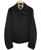 NUMBER (N)INE(ナンバーナイン)の古着「スイングトップ」 ブラック