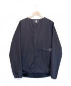 Karrimor(カリマー)の古着「GUST CREW 2/インサレーションジャケット」 ブラック