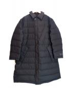 Y-3(ワイスリー)の古着「ダウンコート」|ブラック