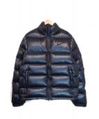 ()の古着「パファーダウンジャケット」 ブラック