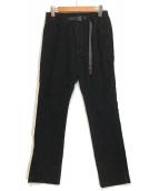 ()の古着「コーデュロイパンツ」 ブラック