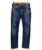 Denham(デンハム)の古着「BOLT SKINNY FIT」 インディゴ