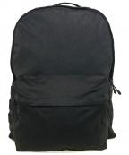 COLINA(コリーナ)の古着「Highdensity Milicloth D Pack 3」|ブラック