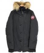 CANADA GOOSE(カナダグース)の古着「JASPER PARKA」|ネイビー
