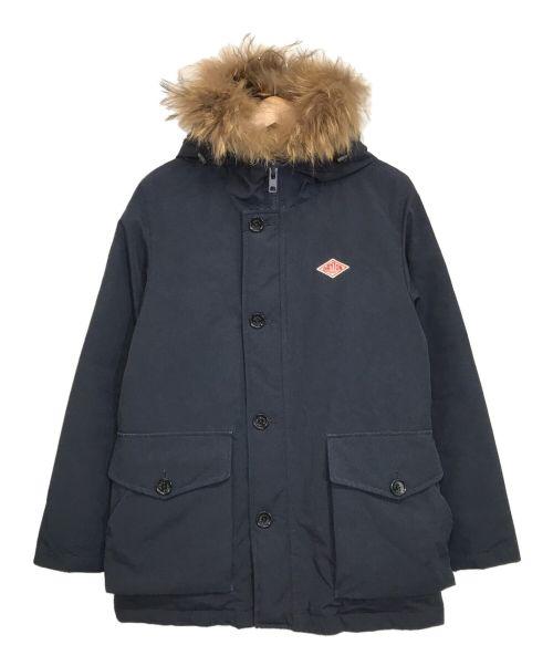 DANTON(ダントン)DANTON (ダントン) ダウンジャケット ネイビー サイズ:38の古着・服飾アイテム