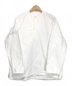 ロシア軍()の古着「スリーピングシャツ」 ホワイト
