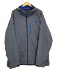 THE NORTH FACE (ザ ノース フェイス) サーモボールトリクラメイトジャケット グレー サイズ:L 冬物