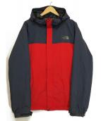 ()の古着「トリクライメイトジャケット」 ネイビー×レッド