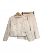 ANAYI(アナイ)の古着「セットアップスーツ」|ピンク