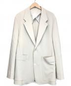 STUDIO NICHOLSON(スタジオニコルソン)の古着「オーバーサイズドジャケット」|ベージュ