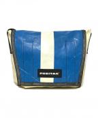 FREITAG(フライターグ)の古着「クラシックメッセンジャーバッグ」|ホワイト