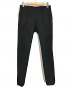 DESCENTE ALLTERRAIN(デザイント オルテライン)の古着「BOAテックナイロンパンツ」|ブラック