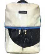 FREITAG(フライターグ)の古着「バックパック」|ホワイト