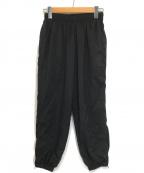 NIKE(ナイキ)の古着「トラックパンツ」|ブラック