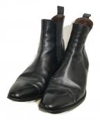 CARMINA(カルミナ)の古着「サイドゴアブーツ」|ブラック
