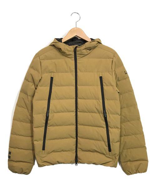 UBER(ウーバー)UBER (ウーバー) ダウンジャケット ブラウン サイズ:SMALLの古着・服飾アイテム