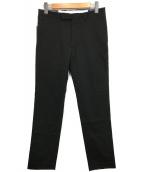 POLO RALPH LAUREN(ポロ・ラルフローレン)の古着「ストレッチスリムフィットチノ」|ブラック