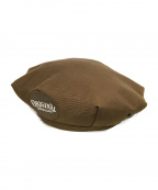 TENDERLOIN(テンダーロイン)の古着「ベレー帽」 ブラウン
