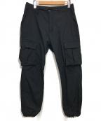 NIKE SB(ナイキエスビー)の古着「FTM Flex Cargo Pant」 ブラック