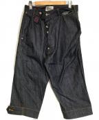 Vivienne Westwood man(ヴィヴィアン ウェストウッド マン)の古着「デニムパンツ」|インディゴ
