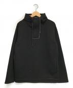 Calvin Klein(カルバンクライン)の古着「プルオーバーパーカー」|ブラック
