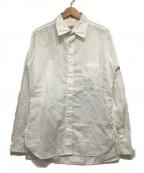 YohjiYamamoto pour homme(ヨウジヤマモトプールオム)の古着「ダブルカラーシャツ」|ホワイト