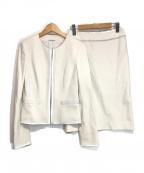 ANAYI(アナイ)の古着「セットアップ」|ホワイト