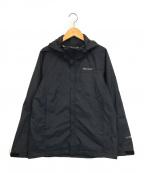 MARMOT(マーモット)の古着「ナノプロリッジジャケット」|ブラック