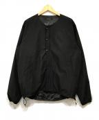 Karrimor(カリマー)の古着「キャンプリバーシブルジャケット」 ブラック